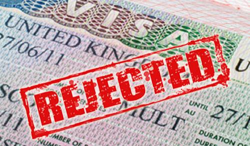 Почему могут отказать в визе