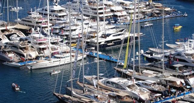 Праздник яхт в Монако