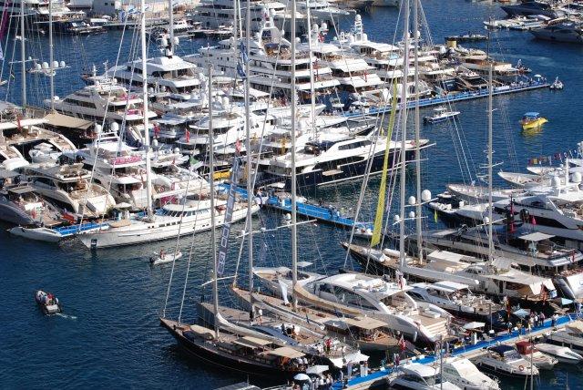 Судостроение в Монако