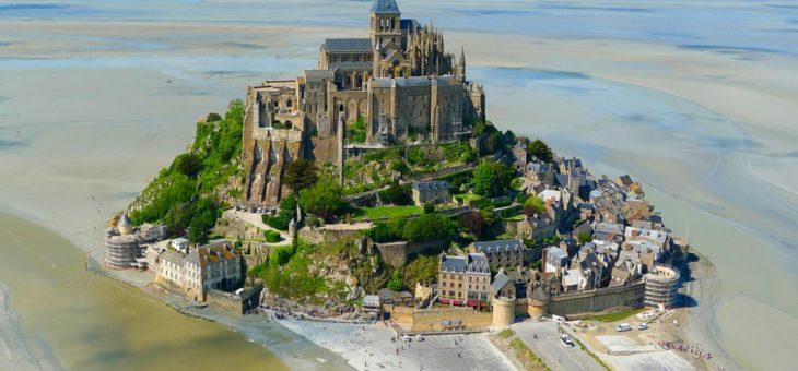 Полуостров Бретань – история и сказка