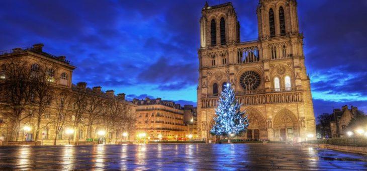 Париж – город любви